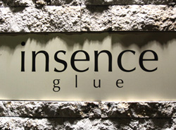 美容室 insence-glue 様